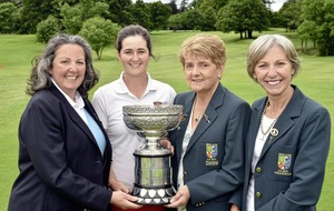 Gritty determination and skill earns Paula Grant the Irish Women's Close title