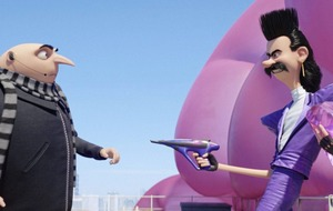Despicable Meh: Gru and the Minions return in so-so sequel