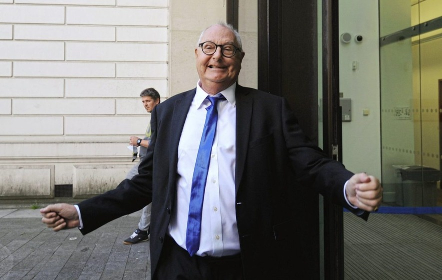 Former music mogul King in court over claims of sex attacks on boys