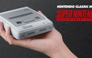 Nintendo just announced the SNES mini is coming this year