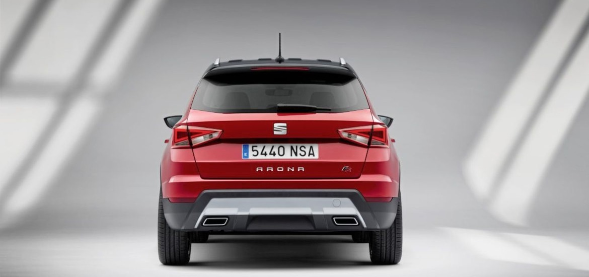 seat arona jacked up ibiza joins the suv fray the irish. Black Bedroom Furniture Sets. Home Design Ideas