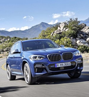 BMW's new X3 multiplies SUV choice
