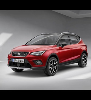 Seat Arona: Jacked-up Ibiza joins the SUV fray