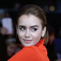 Lily Collins would love a role in the upcoming Downton Abbey film