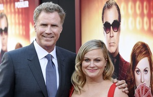 Comedy's 'king and queen' Ferrell and Poehler celebrated in The House