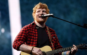 Ed Sheeran reveals he's been working on his fourth album for six years