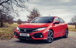 Honda Civic: Does X mark the spot?