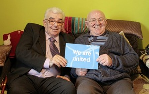 Friends reunited against dementia