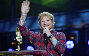 Ed Sheeran announces Belfast gig as part of Irish tour