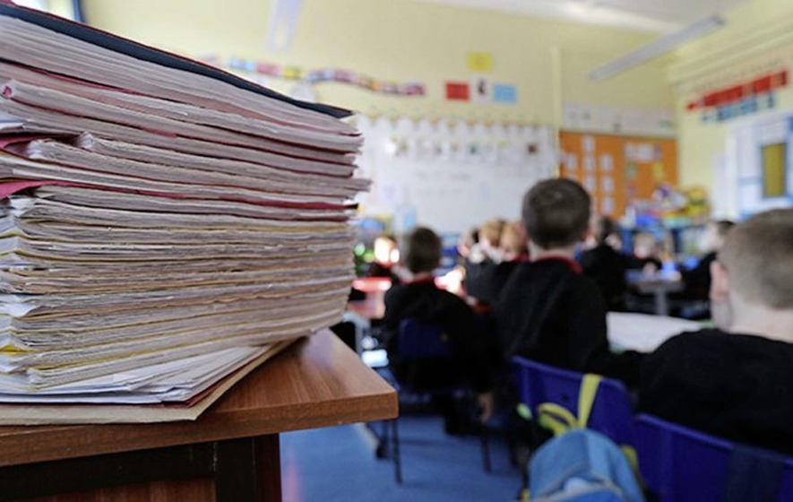 St Brigid's in Augher told it will close a week before term due to end
