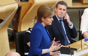 Scottish independence vote postponed, Nicola Sturgeon tells MSPs
