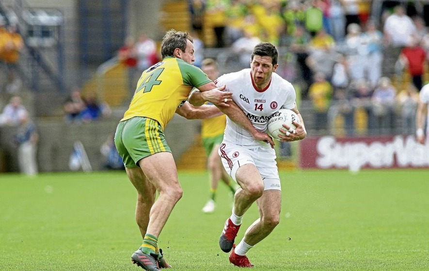 "GAA training has ""gone to the max"" says Tyrone captain Sean Cavanagh"