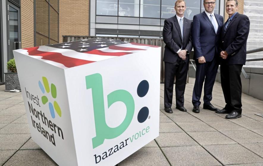 US software company Bazaarvoice to create 168 new jobs in Belfast