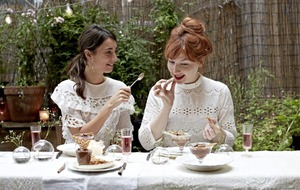 Party on: TV's Alice Levine and Laura Jackson on doing dinner parties right