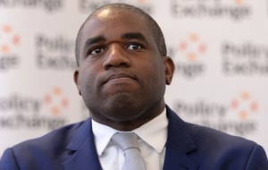 Does David Lammy secretly work for Nasa? Google seems to think so…