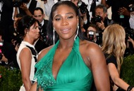 Pregnant Serena Williams poses nearly nude on Vanity Fair cover
