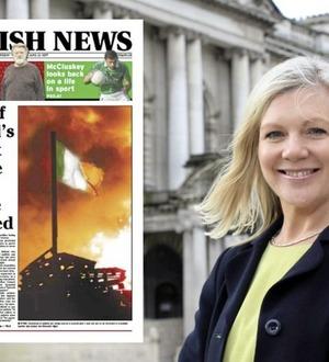 Belfast council chief silent on bonfire pallets storage