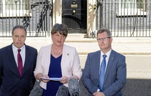 Allison Morris: Reversal of fortunes changes the dynamic at Stormont