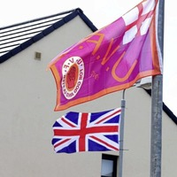 PSNI abdication over UVF flags adds further pain to families