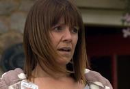Emmerdale fans bemused as Rhona's creepy stalker is finally revealed