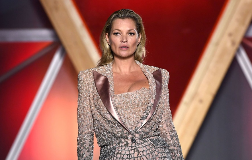 See untouched images of Kate Moss, Brad Pitt and more in unseen exhibition