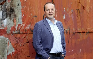 Tony Macaulay: How living on the peace line toughened me up