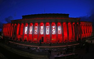 Ex-police chiefs among six charged over Hillsborough disaster