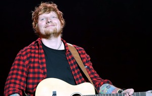 Ed Sheeran announces UK and Europe stadium tour for 2018