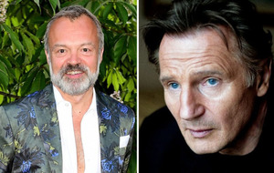 Liam Neeson and Graham Norton among celebrities backing same-sex marriage in Northern Ireland