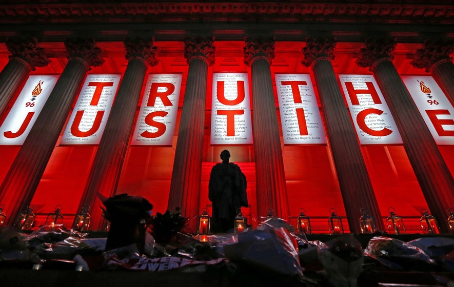 Who are the six people facing criminal charges over Hillsborough disaster?