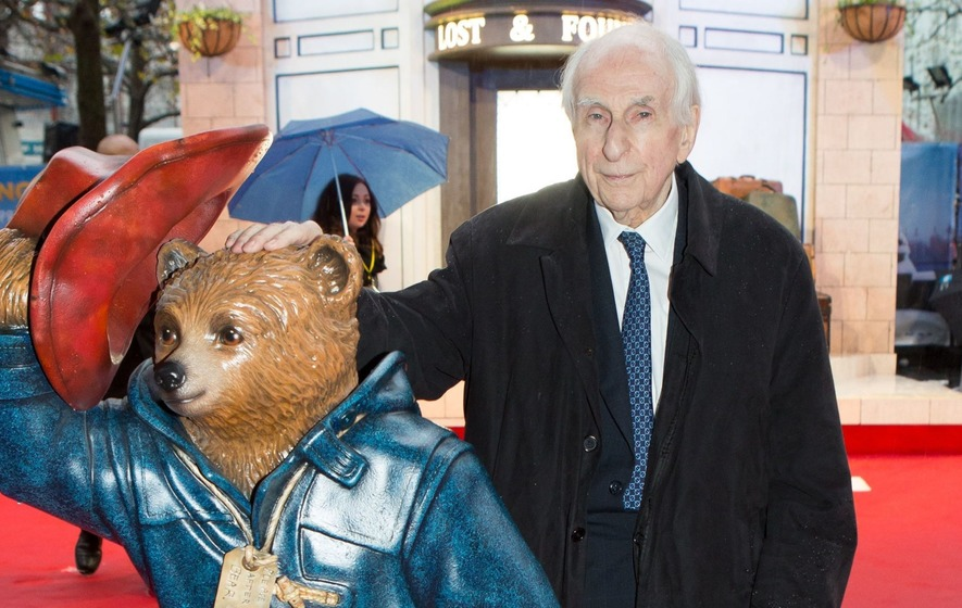 A life in books: The late Paddington author Michael Bond on his earliest reading memories