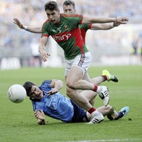 Lee Keegan a doubt for Mayo ahead of Derry clash