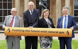 Hillsborough connects to natural gas network as part of £60m project