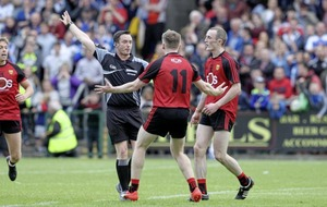 "Conor Maginn ""galvanised"" by Down criticism"