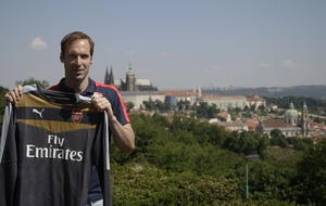 On This Day - June 29 2015: Petr Cech completed his protracted move to Arsenal
