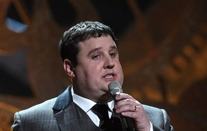 Peter Kay sends message to young fan battling cancer
