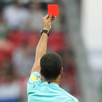 Do slow-motion replays increase a footballer's chances of a red card? A sports scientist thinks so