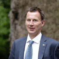 Jeremy Hunt adds voice to Northern Ireland abortion debate
