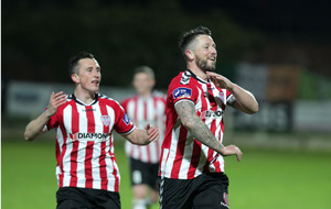Derry City face testing trip to Denmark to face Midtjylland