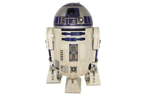 R2-D2 character built from Star Wars film parts sells for more than £2 million