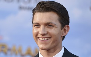 Tom Holland 'mind blown' at Spider-Man premiere