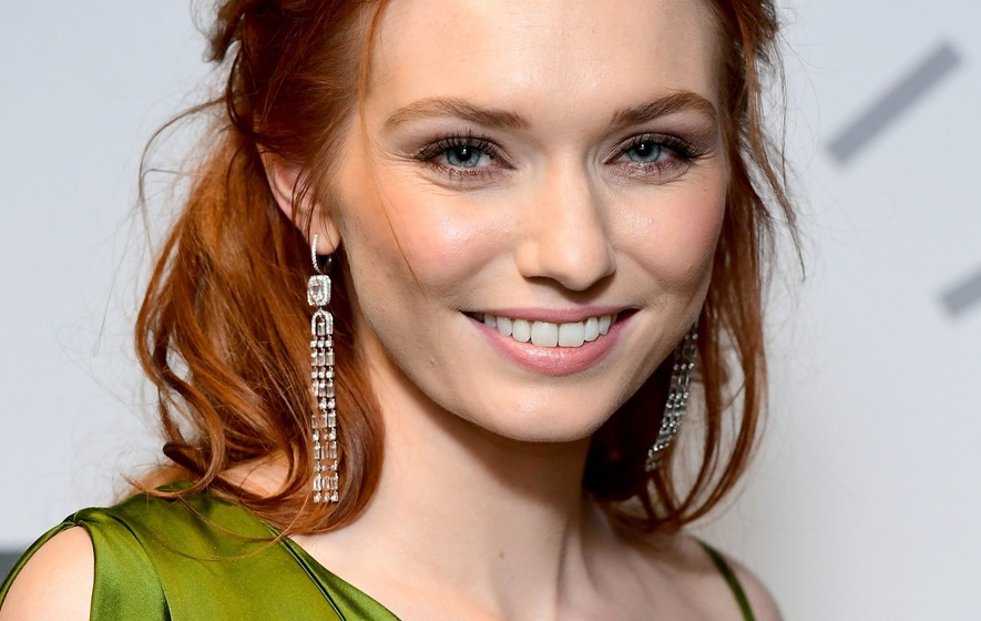 Eleanor Tomlinson It Makes A Change To Play An
