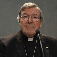 Vatican's number 3 charged in Australia with sex offences