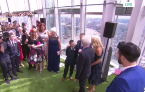 This Morning's live wedding brings viewers to tears as happy couple marry after 20 years together
