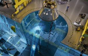 The first commercial deep sea and space research centre wants to prepare you for space travel