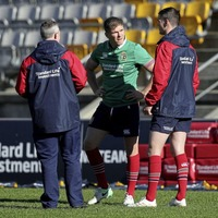 Lions coach Warren Gatland confident Johnny Sexton and Owen Farrell will front up for a physical battle