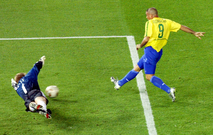 On This Day - June 30 2002: Ronaldo scored twice as Brazil won the World Cup for the fifth time