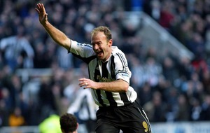 Alan Shearer scored a garden golazo, but where was the trademark celebration?