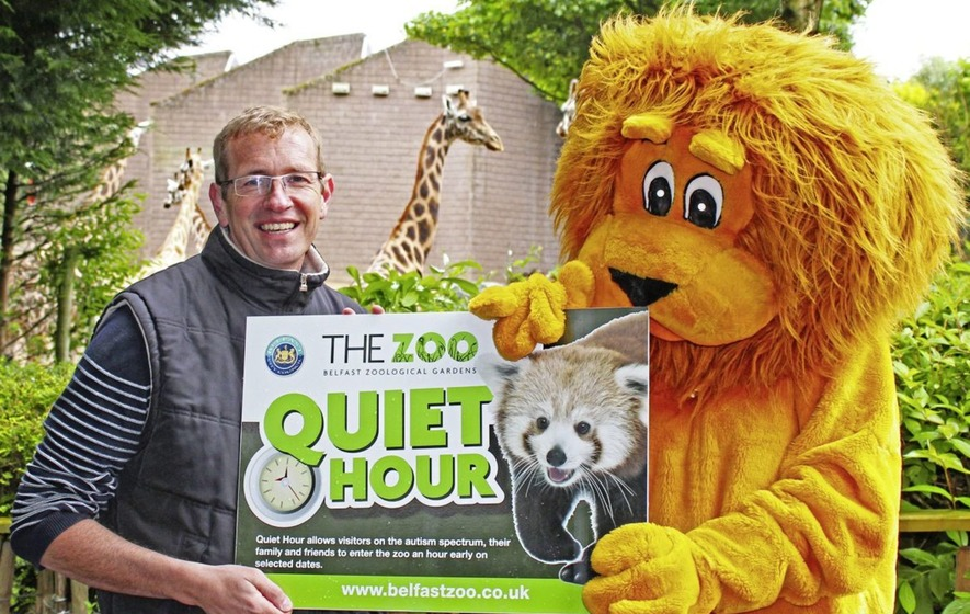 Belfast to host `Quiet Hour' to give visitors on the autism spectrum, their family and friends the chance to enjoy the attraction.