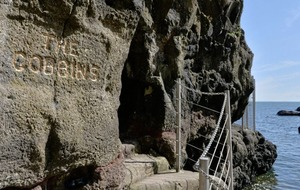 Extra tours of The Gobbins on sale